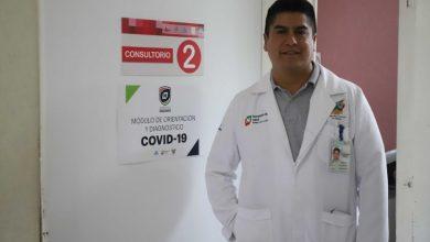 Photo of Unidades médicas cuentan con módulos de orientación y diagnóstico Covid-19: SSH