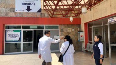 Photo of Autoridades de Hidalgo, recorren hospitales para verificar protocolos