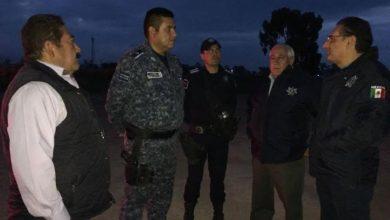 Photo of FPR y Guardia Nacional efectuaron recorrido nocturno en Tulancingo