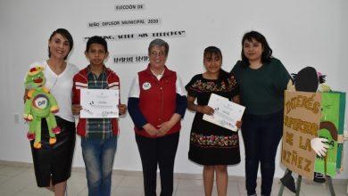 Photo of Se realizó la elección municipal 2020 del niño(a) difusor de los derechos en Tulancingo
