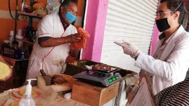 Photo of Medidas de prevención en tianguis y mercados de Santiago Tulantepec