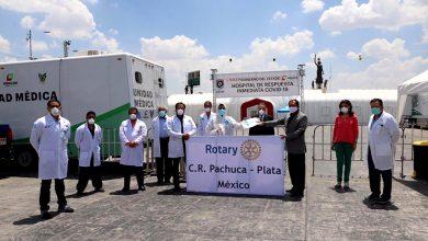 Photo of Empresarios hidalguenses solidarios con personal del sector salud