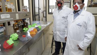 Photo of Investigadores de la UAEH crean prototipos de cubrebocas para combatir COVID-19