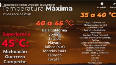 Photo of De 35 a 40 grados temperaturas al noreste de Hidalgo