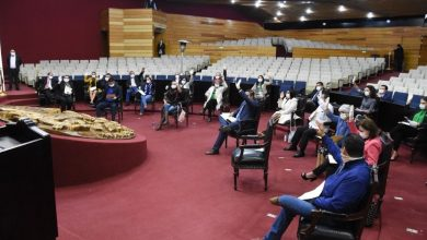 Photo of Bajo protocolos sanitarios, diputados sesionan