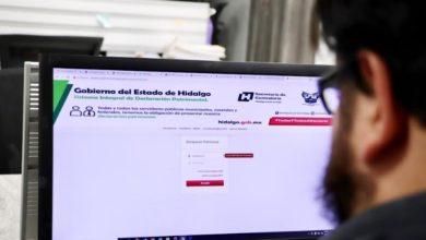 Photo of Más de 90 mil servidores públicos presentarán declaración patrimonial con firma electrónica