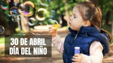 Photo of Día del Niño, 30 de abril