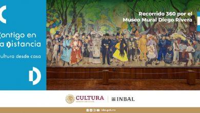 Photo of Paseo virtual por el Museo Mural Diego Rivera