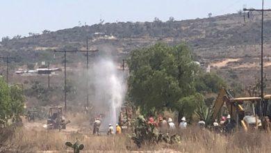 Photo of Reportan controlada fuga de gasolina en ducto de Pemex