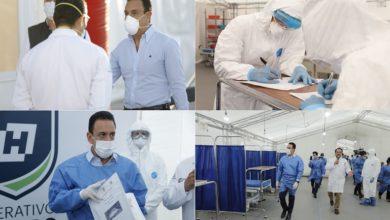 Photo of Hidalgo lidera atención, prevención y contención al coronavirus
