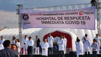Photo of El 60.9% de contagios por Covid-19 en Hidalgo, son de hombres