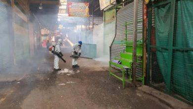 Photo of Siguen medidas de prevención ante Covid-19 en la Central de Abastos de Pachuca
