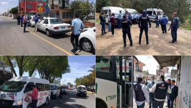 Photo of Supervisan Operativo Escudo en unidades de transporte público en la región de Tulancingo de Tulancingo