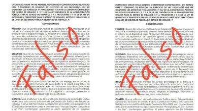Photo of Desmiente Gobierno del Estado supuesto acuerdo de restricción a la movilidad