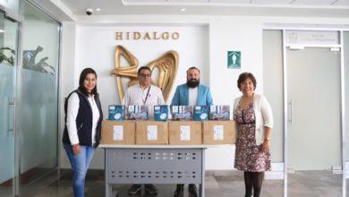 Photo of Fundación Tú y Yo Creciendo Juntos entrega 30 nebulizadores e insumos al IMSS Hidalgo