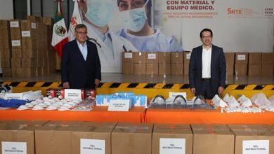 Photo of Suman ISSSTE y SNTE esfuerzos contra el Coronavirus