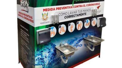 Photo of Alcaldía de Tulancingo colocará lavamanos comunitarios en avenidas principales