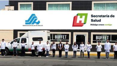Photo of Se suma personal médico para atender a hidalguenses por pandemia