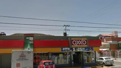 Photo of Asaltan Oxxo en Pachuca con piedras
