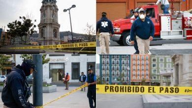 Photo of Cierran espacios públicos en Pachuca para contener COVID-19
