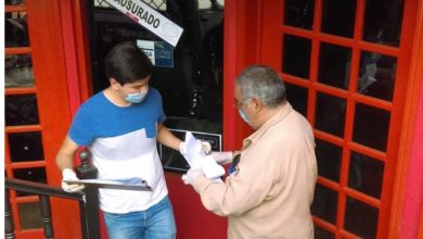 Photo of Clausuran barbería de Pachuca por exponer a empleados y ciudadanía ante Covid-19