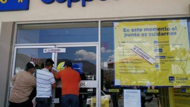Photo of Clausuran tienda Coppel en Pachuca por no acatar disposiciones ante Covid-19