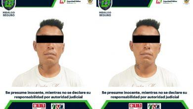 Photo of Detiene SSPH a individuo presuntamente relacionado con asalto en Pachuca