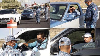 Photo of Policía de Hidalgo inició operativos para invitar a Quedarse en Casa