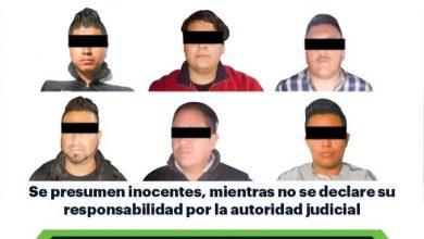 Photo of Detiene Policía de Hidalgo a 6 individuos tras asalto a autobús en Tula