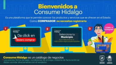 Photo of Sedeco arranca plataforma de comercio digital «Consume Hidalgo»