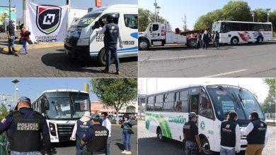 Photo of Sancionan a unidades de transporte federal en Pachuca y Tizayuca por incumplir medidas sanitarias