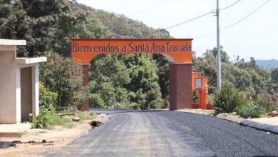 Photo of Gobierno del Estado continúa con la rehabilitación carretera en  Acaxochitlán