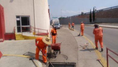 Photo of Realiza Sopot trabajos de limpieza de rejillas pluviales en Pachuca y zona metropolitana
