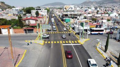 Photo of Gobierno del Estado concluye obra de rehabilitación del viaducto Rojo Gómez