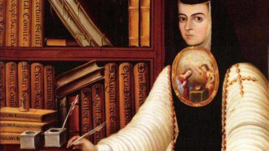 Photo of Sor Juana Inés de la Cruz 325 años de su muerte