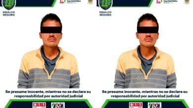 Photo of Detiene SSPH a hombre por presunto intento de robo en escuela de Pachuca
