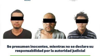 Photo of Detiene SSPH a 3 individuos con armas de alto calibre en la región de Zimapán