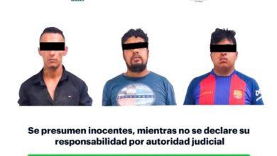 Photo of Detienen en Hidalgo a 3 personas tras presunto robo de vehículo