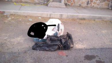 Photo of Hallan cuerpo desmembrado frente a una iglesia en Hidalgo