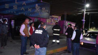 Photo of Se intensifica vigilancia a suspensión de giros nocturnos en Tula