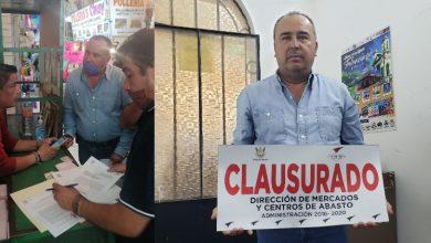 Photo of Gobierno Municipal efectúa clausura provisional de baños en Mercado Juárez