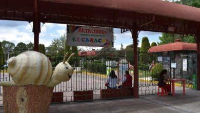 Photo of En contingencia, continúan con el mantenimiento del Parque Recreativo el Caracol en Tulancingo