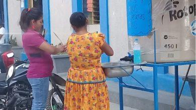 Photo of Municipio de Xochiatipan instala lavamanos en espacios públicos