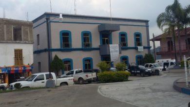 Photo of Ayuntamiento de Xochiatipan realiza labores de sanitización en espacios públicos