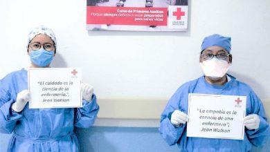 Photo of Lanzan campaña de sensibilización sobre el respeto al personal médico