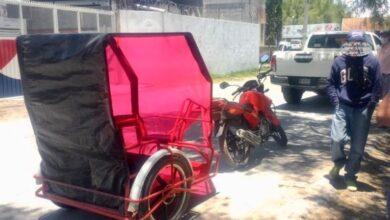 Photo of Falso que mototaxi irregular detenido en Tula haya sido conducido por un menor de edad