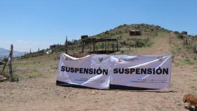 Photo of Clausuran cerro de San Bartolo el cual estaba siendo lotificado ilegalmente