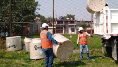 Photo of Conagua garantiza el abasto de agua potable en hospitales Covid, comunidades rurales y espacios públicos