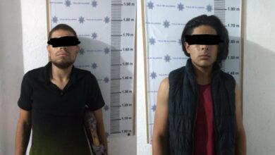 Photo of Detienen a tres jóvenes en Tula que portaban un arma de fuego