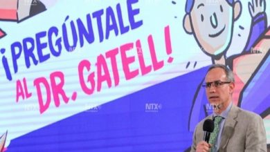 Photo of «Pregúntale al Dr. Gatell», la conferencia que superó a la mañanera